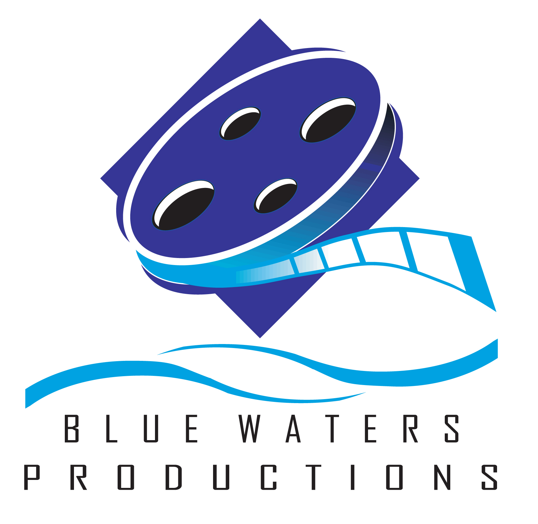 Blue Room Productions Logo