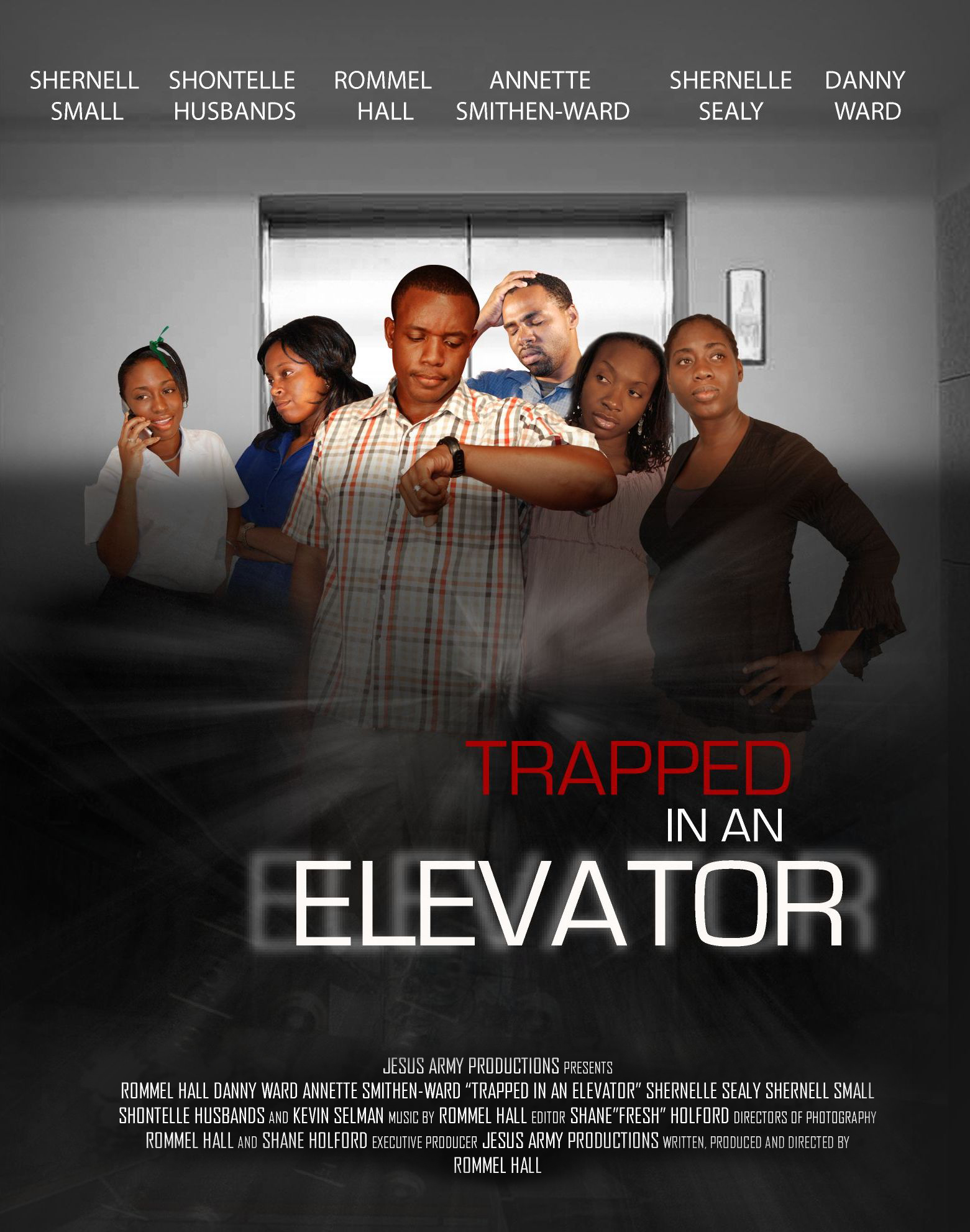 trapped in an elevator the best of caribbeantales 2010